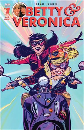 Betty and Veronica (2016) 1-H