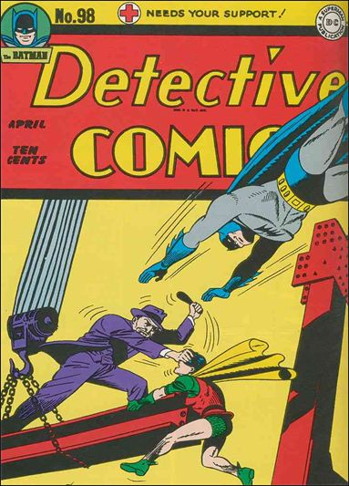 Detective Comics (1937) 98-A by DC