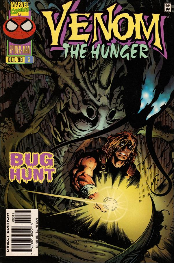 Venom: The Hunger 3-A by Marvel