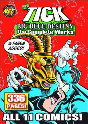 Tick:  Big Blue Destiny - The Complete Works nn-B