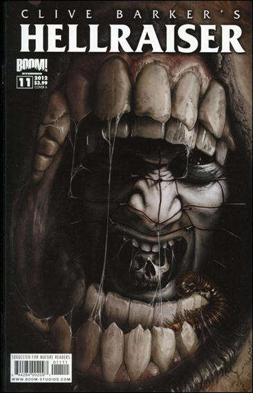 Clive Barker's Hellraiser (2011) 11-A by Boom! Studios
