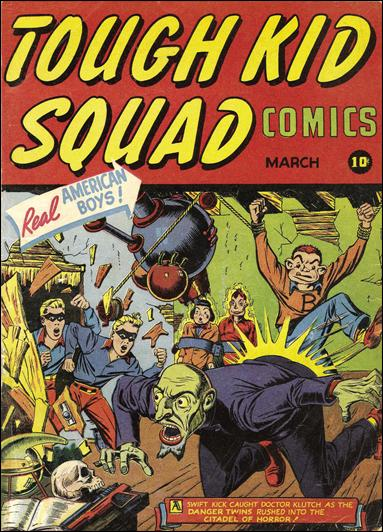 Tough Kid Squad 1-A by Marvel