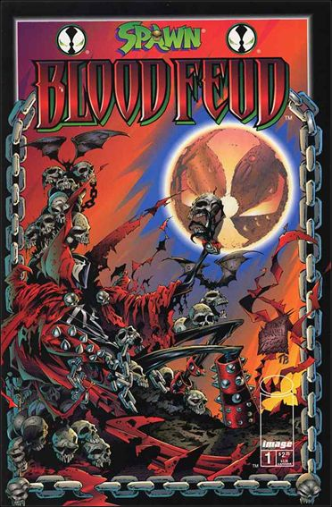 Spawn Blood Feud 1-A by Image