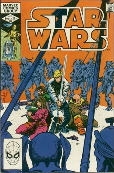 Star Wars (1977) 60-A by Marvel