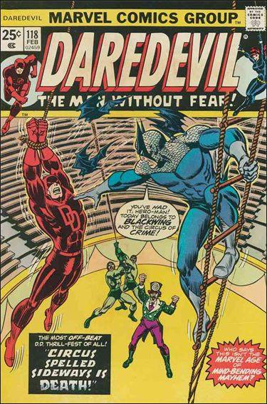 Daredevil (1964) 118-A by Marvel