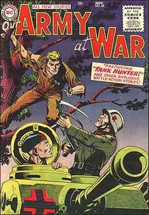 Our Army at War (1952) 40-A
