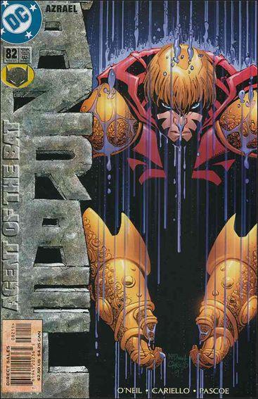 Azrael (1995) 82-A by DC