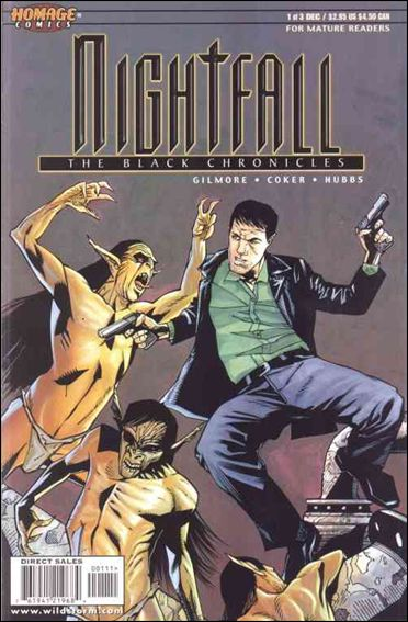 Nightfall: The Black Chronicles 1-A by WildStorm