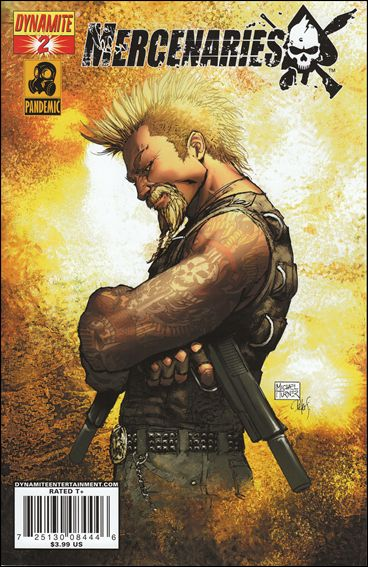 Mercenaries 2-A by Dynamite Entertainment