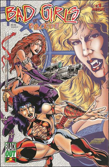 Bad Girls of Blackout Annual 1-A by Blackout Comics