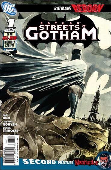 Batman: Streets of Gotham 1-A by DC