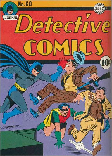 Detective Comics (1937) 60-A by DC