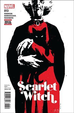 Scarlet Witch (2016) 13-A