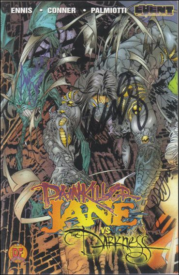 Painkiller Jane vs the Darkness: Stripper 1-E by Event Comics
