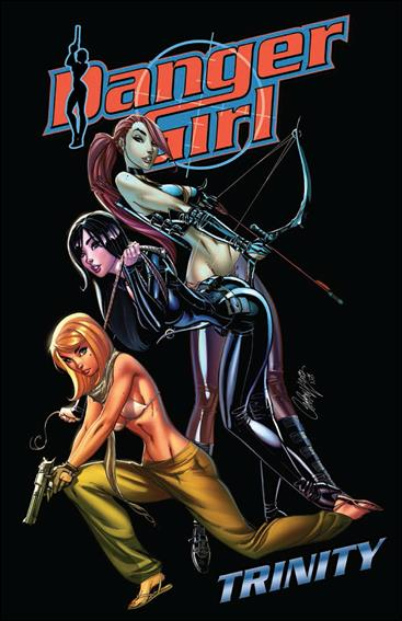 Danger Girl: Trinity nn-A by IDW