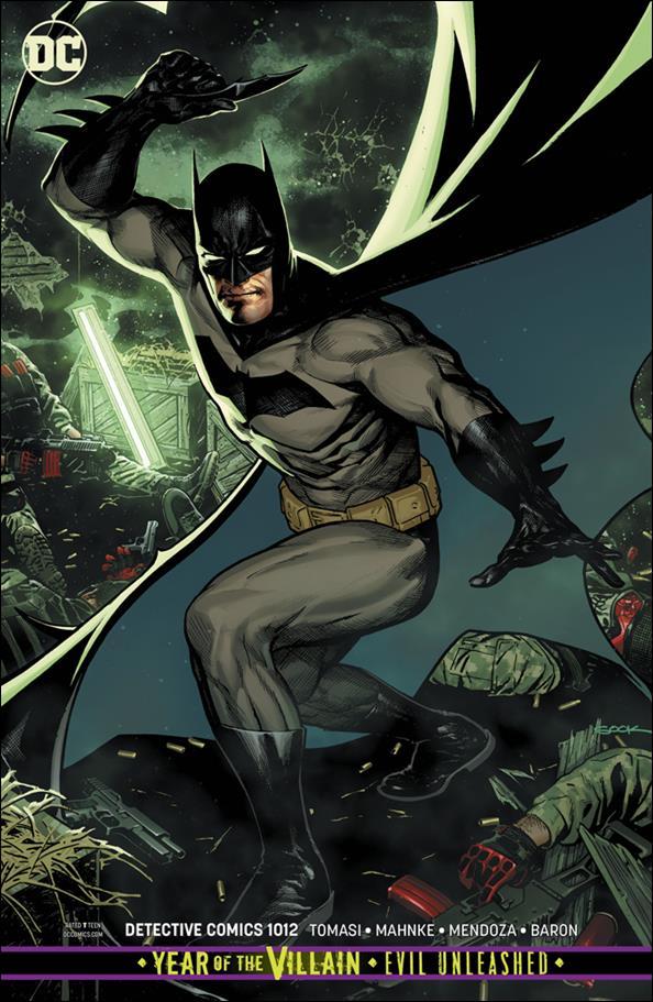 Detective Comics (1937) 1012-B by DC
