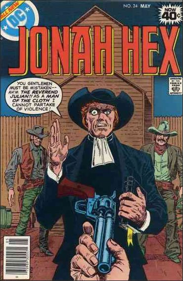 Jonah Hex (1977) 24-A by DC