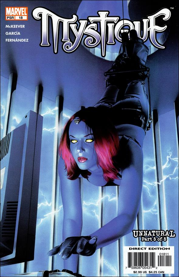 Mystique 18-A by Marvel
