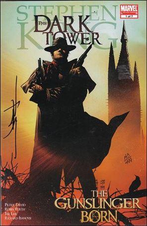 Dark Tower: The Gunslinger Born 1-G