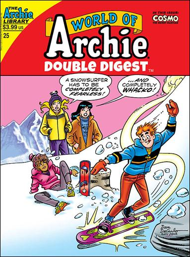 World of Archie Double Digest 25-A by Archie