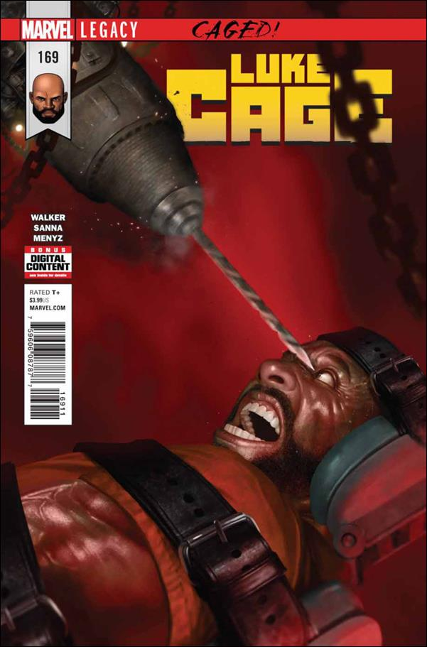 Luke Cage 169-A by Marvel