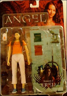 Angel (Series 4) Season 3 Fred by Diamond Select