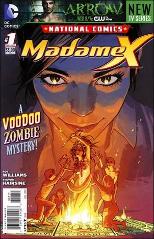 National Comics: Madame X 1-A by DC
