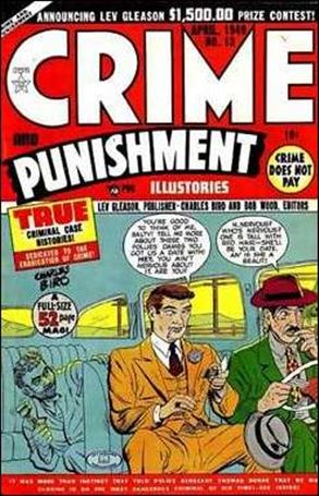Crime and Punishment 13-A
