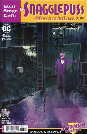Exit Stage Left: The Snagglepuss Chronicles 3-B