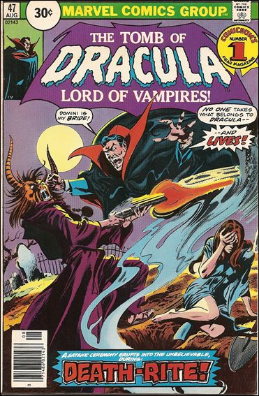 Tomb of Dracula (1972) 47-B by Marvel