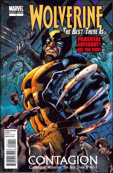 Wolverine: Best There Is: Contagion 1-A by Marvel