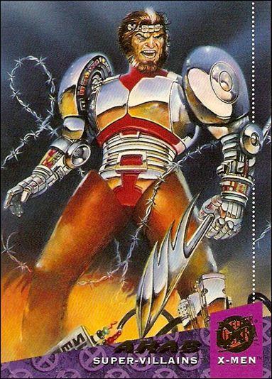 1994 Fleer Ultra X-Men (Base Set) 68-A by Fleer
