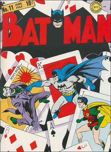 Batman (1940) 11-A by DC