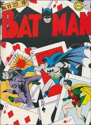 Batman (1940) 11-A