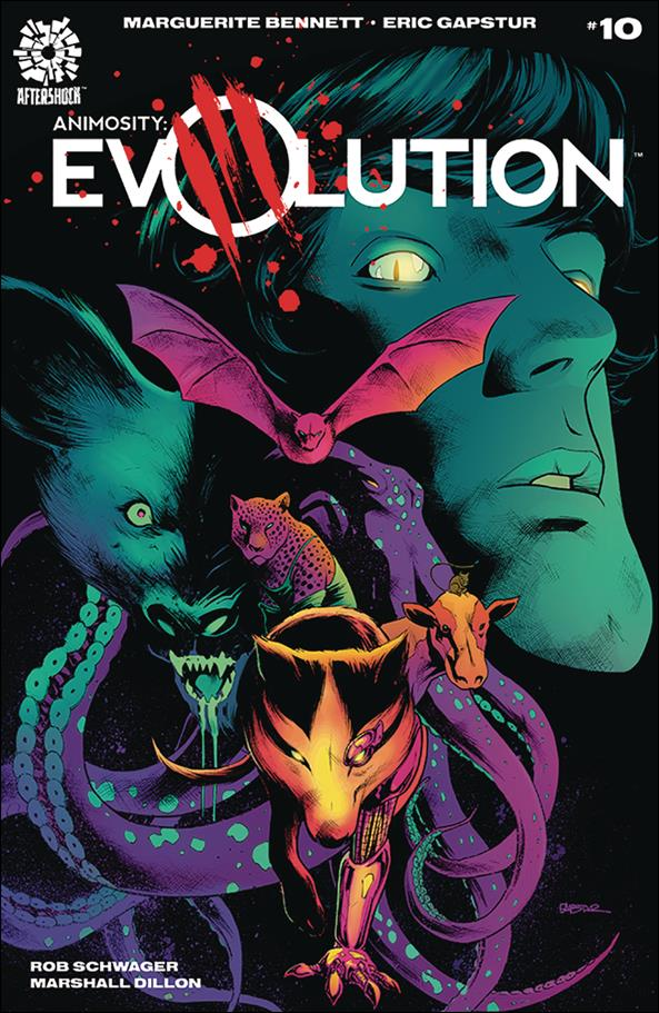 Animosity: Evolution 10-A by AfterShock