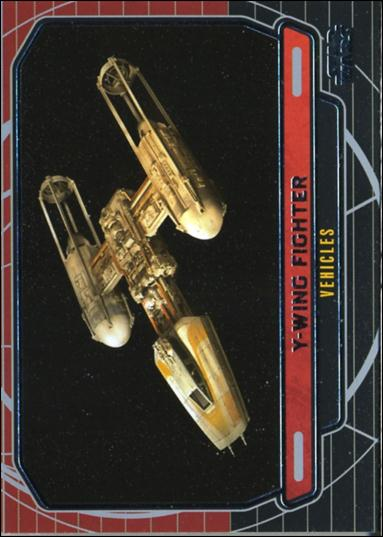 Star Wars Galactic Files (Base Set) 273-A by Topps