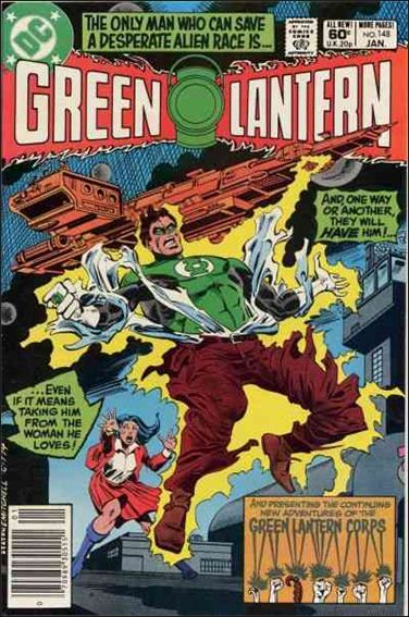 Green Lantern (1960) 148-A by DC
