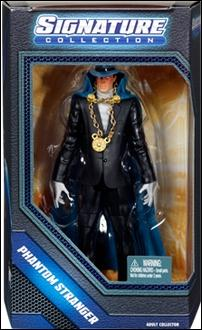 DC Universe: Signature Collection Phantom Stranger by Mattel