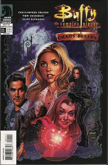 Buffy the Vampire Slayer: Chaos Bleeds 1-A by Dark Horse