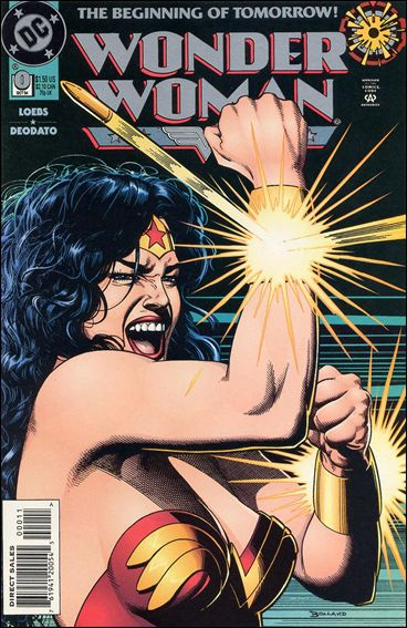 Wonder Woman (1987) 0-A by DC