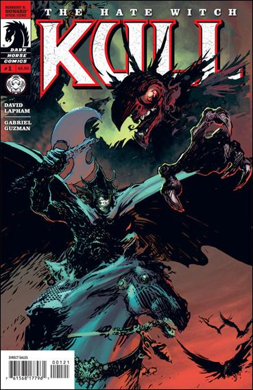 Kull: The Hate Witch 1-B by Dark Horse