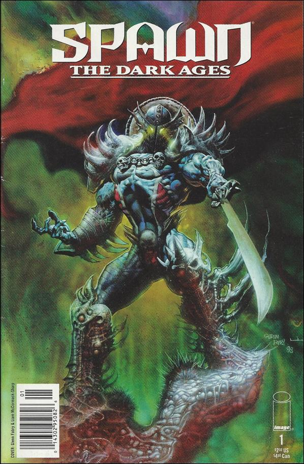 Spawn: The Dark Ages 1-C by Image