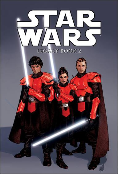 Star Wars: Legacy  2-A by Dark Horse