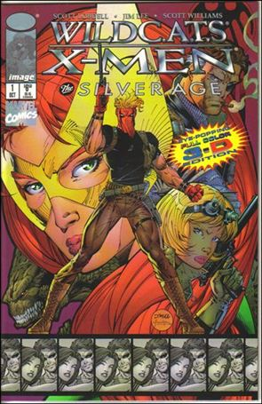 WildC.A.T.s/X-Men: The Silver Age 1-C