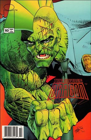Savage Dragon (1993) 10-B
