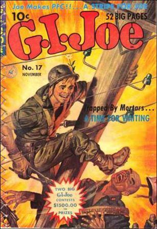 G.I. Joe (1951) 17-A