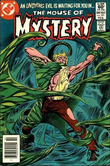 House of Mystery (1951) 301-A by DC