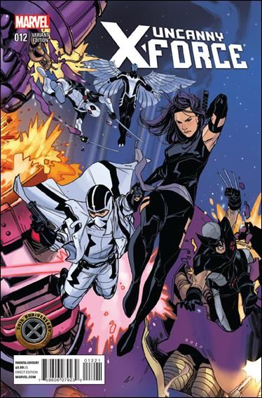 Uncanny X-Force (2013) 12-B by Marvel
