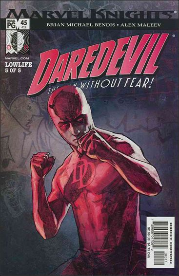 Daredevil (1998) 45-A by Marvel