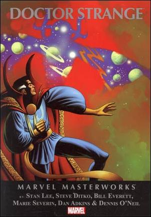 Marvel Masterworks: Doctor Strange 2-A by Marvel